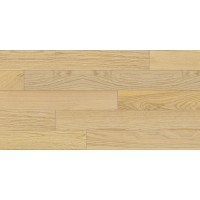 """12 Oaks Antique Perspective Engineered White Oak 5"""" x 1/2"""",  Filtered Sunlight"""