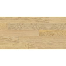 """12 Oaks Engineered White Oak Antique Perspective  5"""" x 1/2"""",  Filtered Sunlight"""