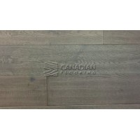 6.0 x 1/2 Engineered White Oak BRAND SURFACES Click, Eclectic Grey