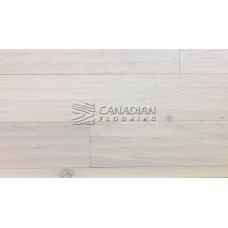 6.0 x 1/2 Engineered White Oak BRAND SURFACES Click, Whisper White